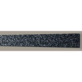 Balt® Rubber Bulletin Bar 4'W Blue - Set of 6