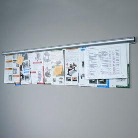 Balt® Tackless Paper Holders - Set of 6 3' Holders