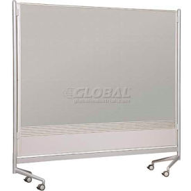 """Balt® 72""""W x 72""""H D.O.C. Partition - Double Sided Decorative Laminate Board"""