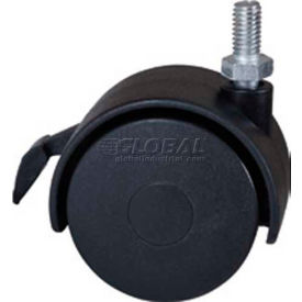 """Locking 2"""" Casters For Office Partition Panels (Set Of 4)"""