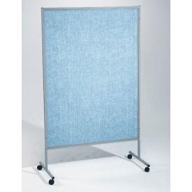 Single Panel - Silver Fabric