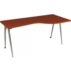 "iFlex™ Modular Desk 29""H x 65""W x 31""D - Right, Cherry"