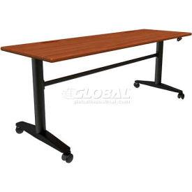 "Black Cherry Lumina Training Table 72"" X 24"""