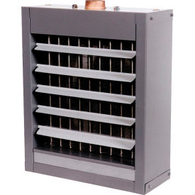 Beacon/Morris® Horizontal Hydronic Unit Heater, Header Type Coil Style, 61000 BTU - HBB084
