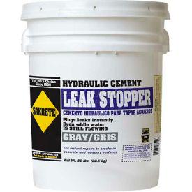 Sakrete® Leak Stopper Hydraulic Cement, 50 lb. Pail - 60200700