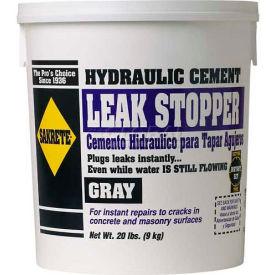 Sakrete® Leak Stopper Hydraulic Cement, 10 lb. Pail 4/Case - 60205005