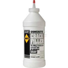 Sakrete® Concrete Crack Filler, 1 Quart Bottle 12/Case - 60205006