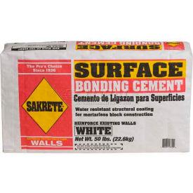 Sakrete® Surface Bonding Cement Gray, 50 Lb. Bag - 65300845 - Pkg Qty 30