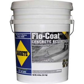 Sakrete® Flo Coat Concrete Resurfacer, 20 lb. Pail - 65450007