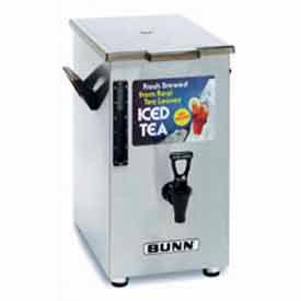 Iced Tea/Coffee Dispensers - 4 Gal. Solid Lid