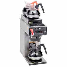 12 Cup Automatic Coffee Brewer, 1L/2U, CWTF35-3