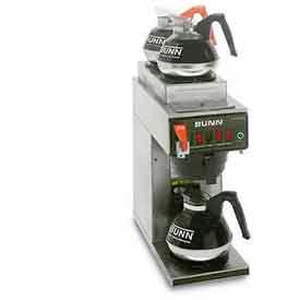 12 Cup Automatic Coffee Brewer, 1L/2U, CWTF20-3 by