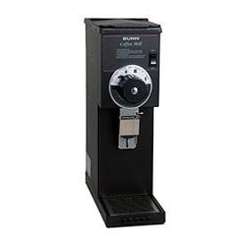 Bunn G1 HD - Bulk Coffee Grinder, 1 lb. Black, Wide Range of Grinds, 120V