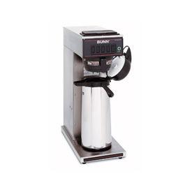 Coffee Maker Hot Water Spigot : Coffee, Tea, & Beverage Equipment Coffee Makers & Brewers Bunn CWTF35-APS Airpot Brewer, Hot ...