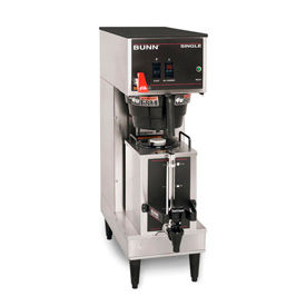 Single Brewer With Portable Server, Single, 120V 3S Mech Sf