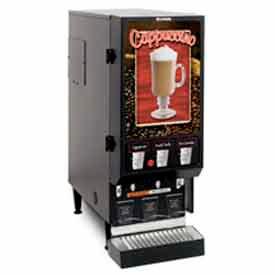 Fresh Mix Dispenser w/ 3 Hoppers, Digital Brew Control, Black