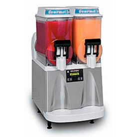 Ultra Gourmet Ice® System Ultra-2,SS/White, Flat Lid