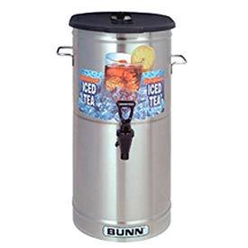 Iced Tea/Coffee Dispenser - 5 Gal./Brew Through Lid, 34100.0003