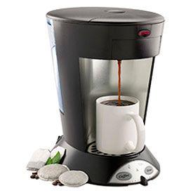 My CafÉ® MCP Com. Pod Brewer, Black