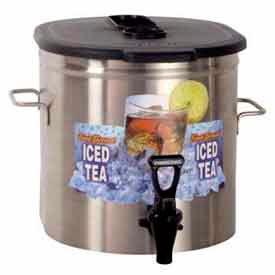 Iced Tea Dispenser 3.5/Gal., Brew Through by