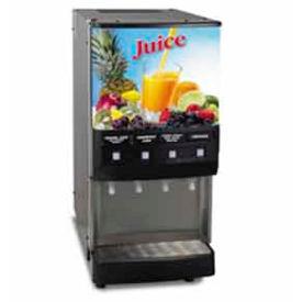 Silver Series® 4-Flavor Cold Beverage System