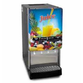 Silver Series® 4-Flavor Cold Beverage System, Lit Door