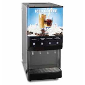 Silver Series® 4-Flavor Cold Beverage System, IC Display, Water Dispense