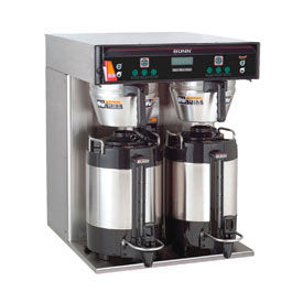 Twin Infusion Series® Coffee Brewer, Icb-Twin 120/208 Sst (Set)