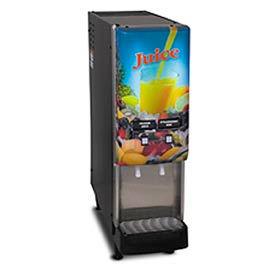 Silver Series™ 2-Flavor Cold Beverage System, Fully Lit, Juice Display