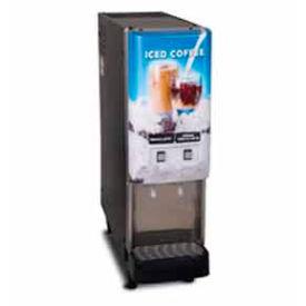 Silver Series™ 2-Flavor Cold Beverage System, Fully Lit