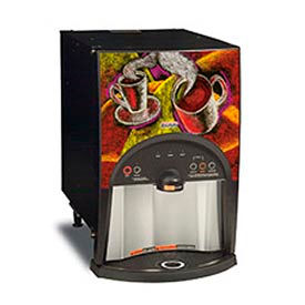 Low Profile Liquid Coffee Ambient Dispenser LCA-2, LP - 38800