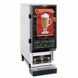 Fresh Mix Dispenser, 3 Hopper, Stainless Steel, SET00.0197