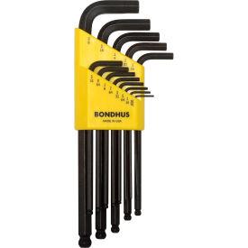 Bondhus 10937 Balldriver L-Wrench Key Sets