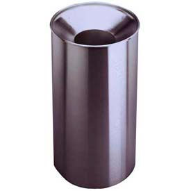 Bobrick® Floor-Standing Large Capacity Round Waste Receptacle w/Funnel Top