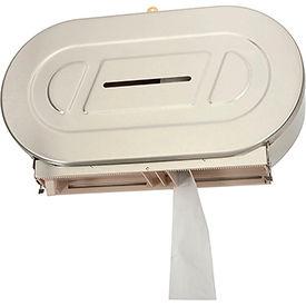 Bobrick® ClassicSeries™ Surface Mounted Twin Jumbo Tissue Dispenser - B-2892