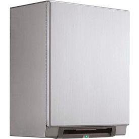 Bobrick® Surface Mounted Automatic Universal Roll Towel Dispenser - SS - B-2974