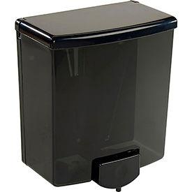 Bobrick® ClassicSeries™ Surface Mounted Black Soap Dispenser - B-42