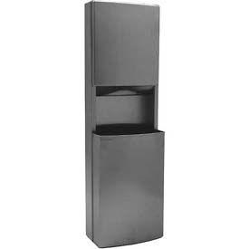 Bobrick® ConturaSeries® Surface Mounted Towel Dispenser/Receptacle - B-43949