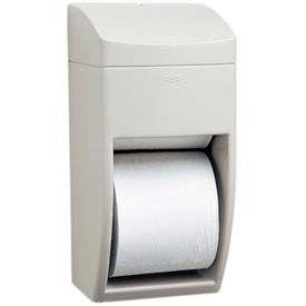 Bobrick® MatrixSeries™ Surface Mounted Multi-Roll Tissue Dispenser - B-5288
