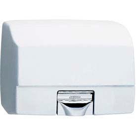 Bobrick® AirCraft® Surface Mounted Automatic Hand Dryer - 115V White - B-700 115V