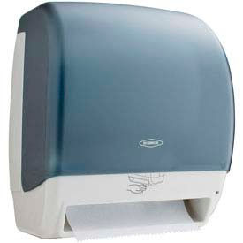 Bobrick® Plastic Automatic Roll Towel Dispenser - Translucent - B-72974