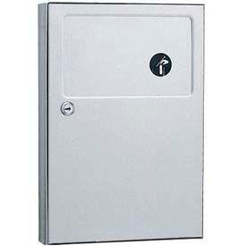Bobrick® ClassicSeries™ Surface-Mounted Sanitary Disposal - B254