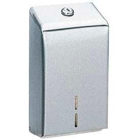 Bobrick® Surface-Mounted Toilet Tissue Cabinet - B272