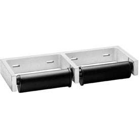 Bobrick® ClassicSeries™ Double Tissue Dispenser - Controlled - B274