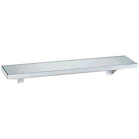 """Bobrick® Stainless Steel Shelf - 18""""W x 6""""D - B296x18"""