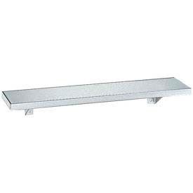 """Bobrick® Stainless Steel Shelf - 18""""W x 8""""D - B298x18"""
