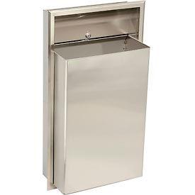 Bobrick® ClassicSeries™ Recessed Waste Receptacle