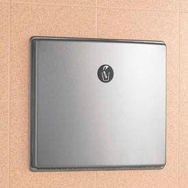 Bobrick® ConturaSeries® Recessed Sanitary Disposal - B4353