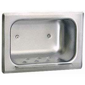 Bobrick® Recessed Heavy-Duty Soap Dish - B4380