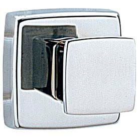 Bobrick® ClassicSeries™ Single Robe Hook - Bright Polished - B671
